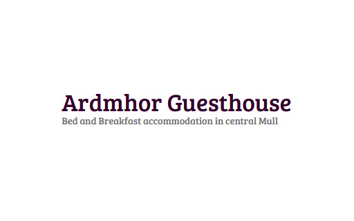 Ard Mhor Guest House